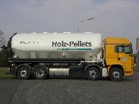 Pellets-LKW`s
